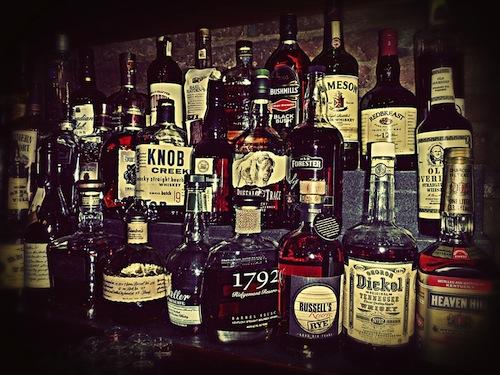 11-whiskey-bottles