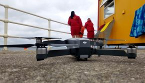 Lifeguards-Drone