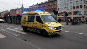 Falck_ambulance