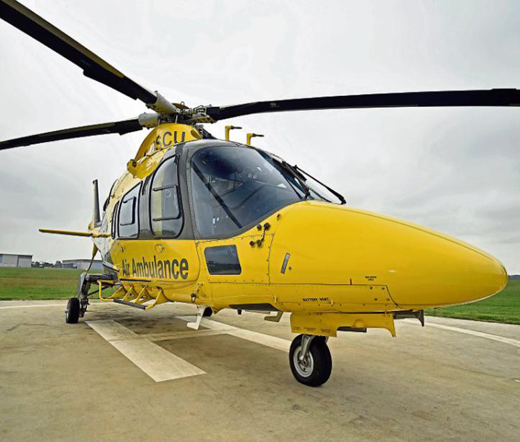 Ireland's First Community Air Ambulance Is On Its Way