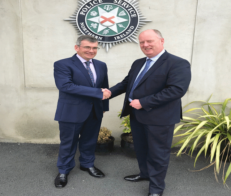 PSNI's Drew Harris Appointed As New Garda Commissioner