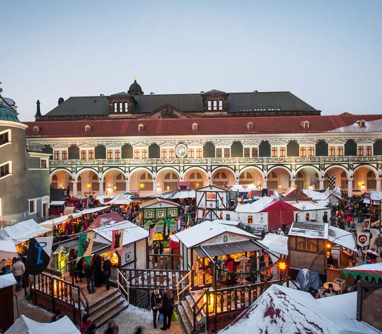 Top 10 Christmas Breaks in Europe