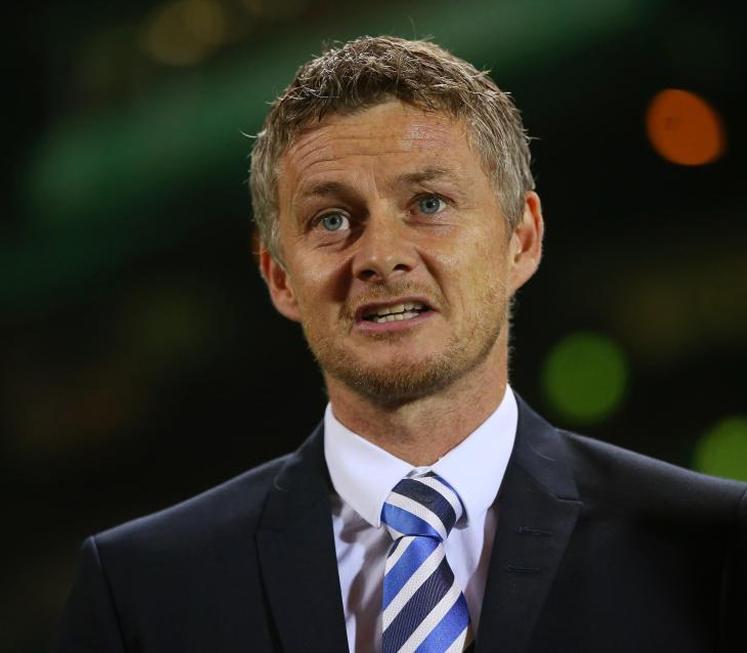 Ole Gunnar Solskjaer named Manchester United caretaker manager