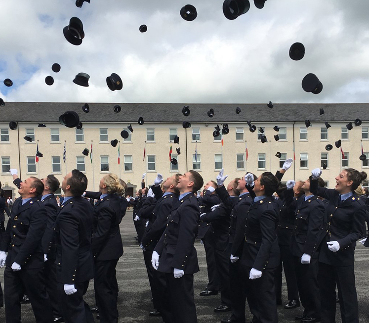 Minister Flanagan welcomes 199 new members to An Garda Síochána