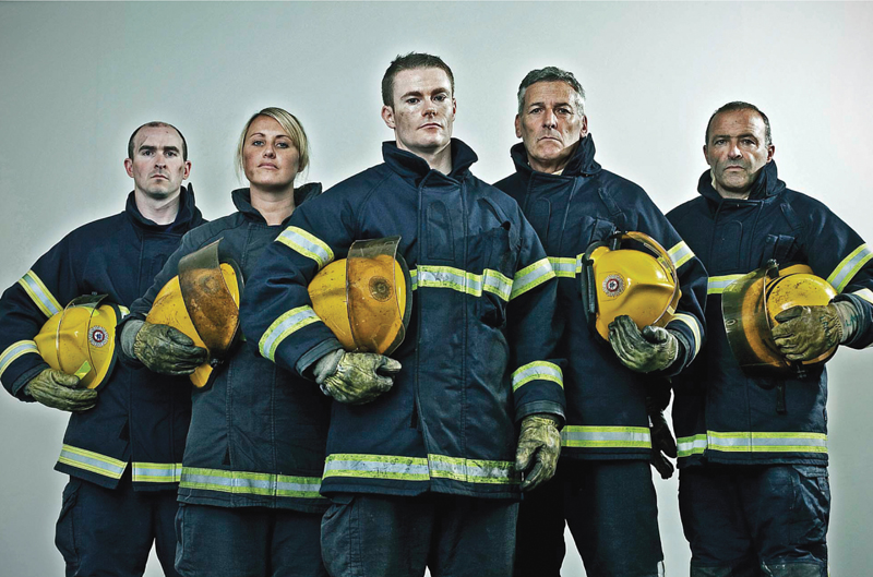 The Firefighters – RTE'S hit series returns