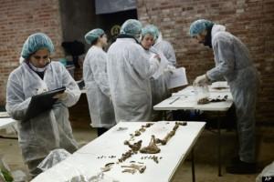 Spain Cervantes' Bones
