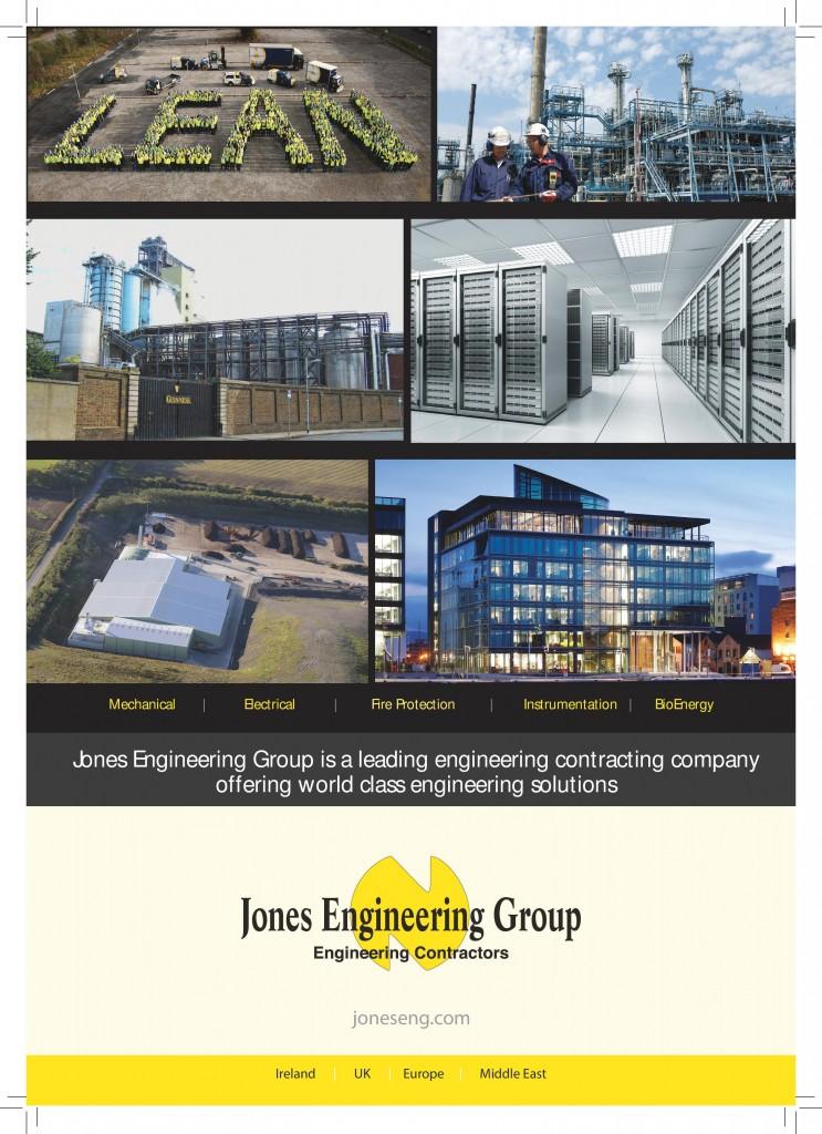 Jones Engineering ES