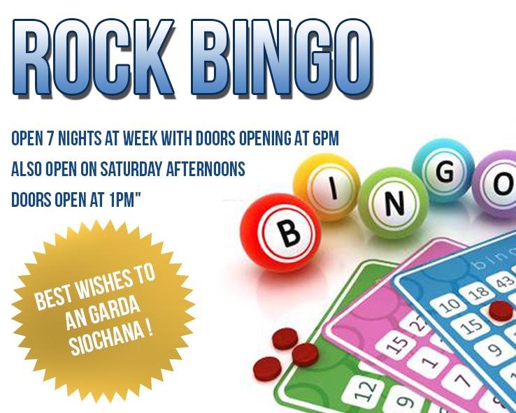 Rock-Bingo