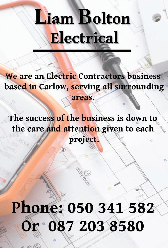Liam Bolton Electrical-page