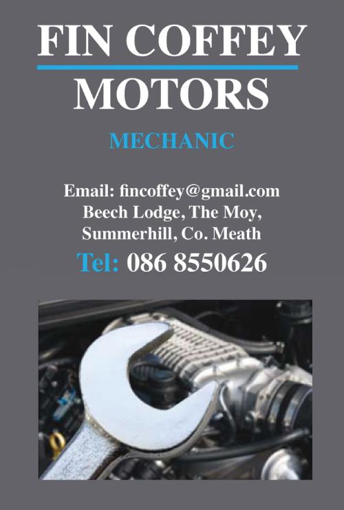 Fin-Coffey-Motors