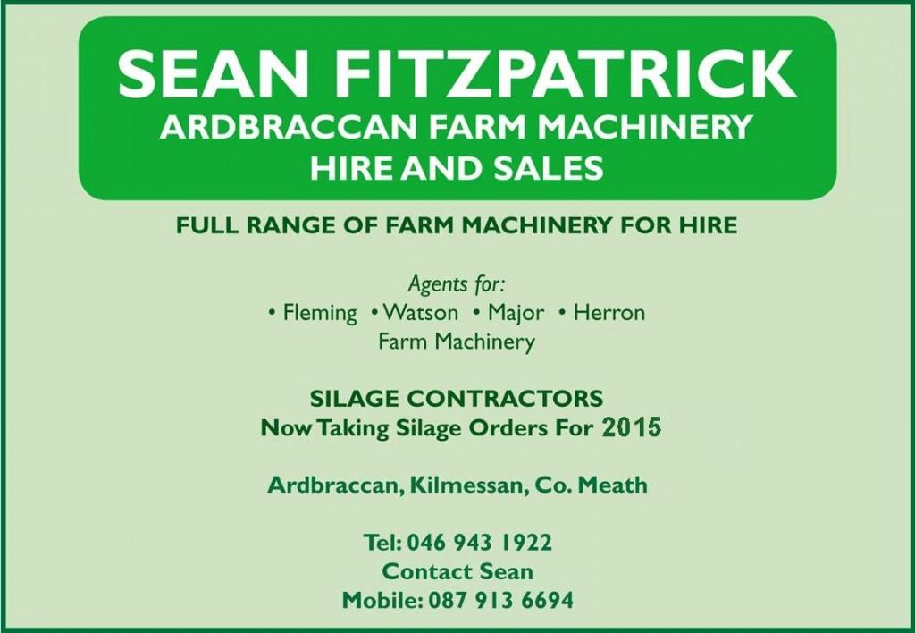 ARDBRACCAN FARM MACHINERY (2)
