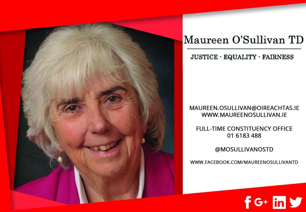 Maureen O'Sullivan TD (Independent)