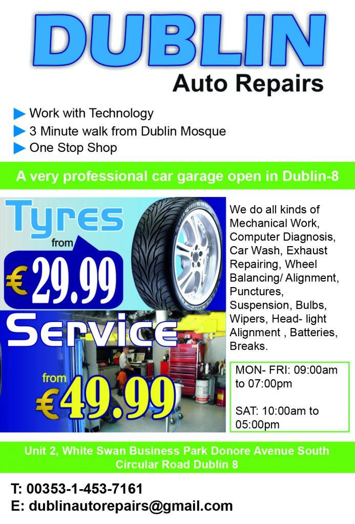 dublin auto repairs