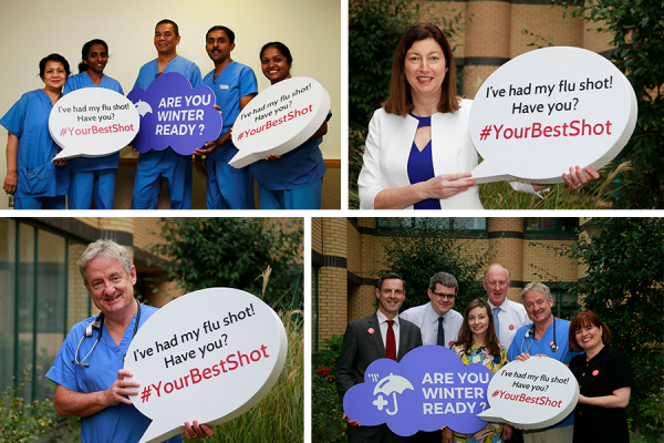 "DMHG Campaign Ask The Public ""Are You Winter Ready?"""