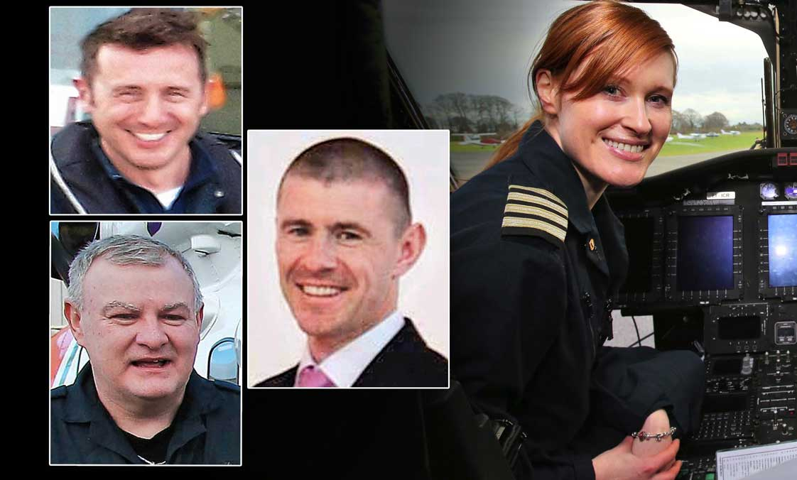 Final Report on Rescue 116 Crash Will Not Be Completed By Anniversary of Tragedy