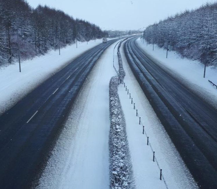 Gardai & RSA Issue Severe Weather Warning For Motorists Not To Make Any Unnecessary Journeys
