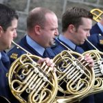 Garda Band to Play St Bridget's Blanchardstown on Tuesday