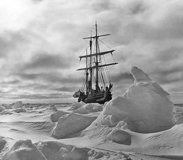 Sir Ernest Shackleton Endurance Expedition Trans-Antarctica 1914-1917