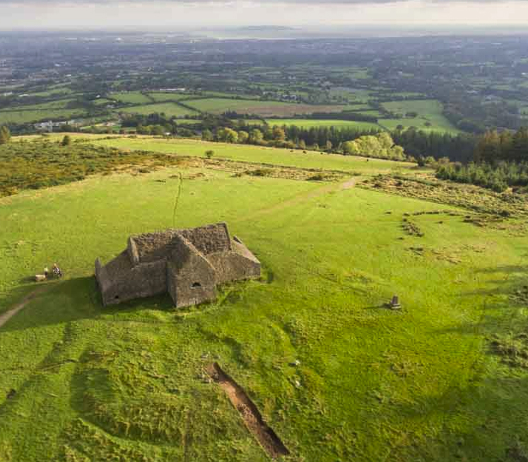 The Hellfire Club Walk: One of the most relaxed walks in the Dublin Mountains