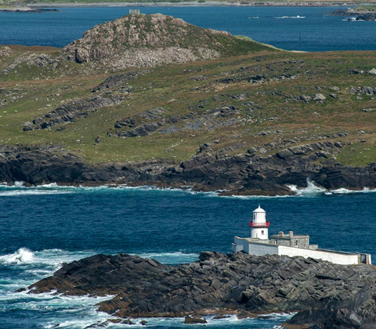 George Halpin – Inspector of Lighthouses