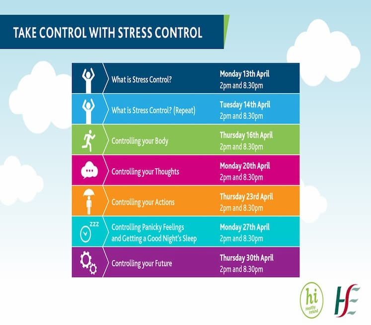 Stress Control Online