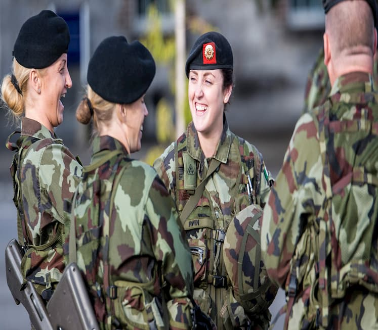 Defence Forces: The Army Cadetship Podcast
