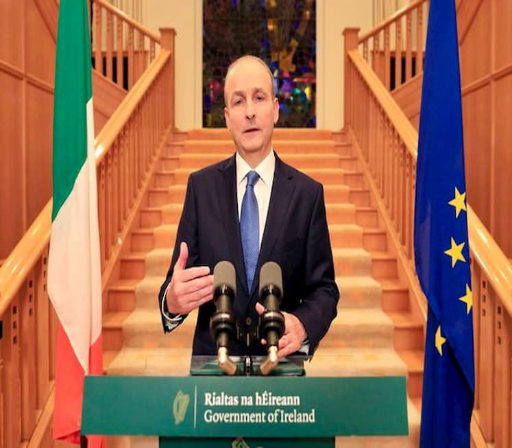 Ireland Becomes First Country in Europe to Introduce Second National Lockdown