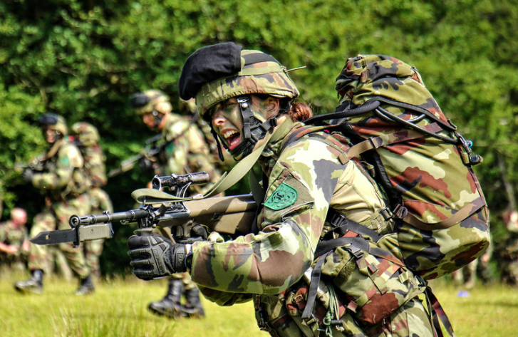 Irish Defence Forces: what it takes to undertake basic training & become a soldier in Óglaigh na hÉireann