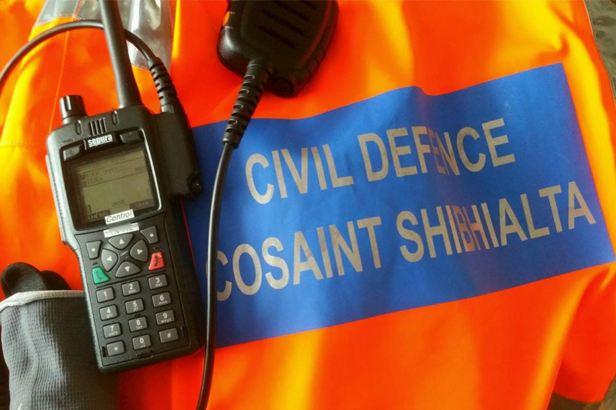 Cavan Civil Defence Q&A Featuring John Maguire